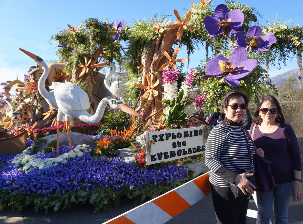 Tournament of Roses Rose Parade Pasadena California