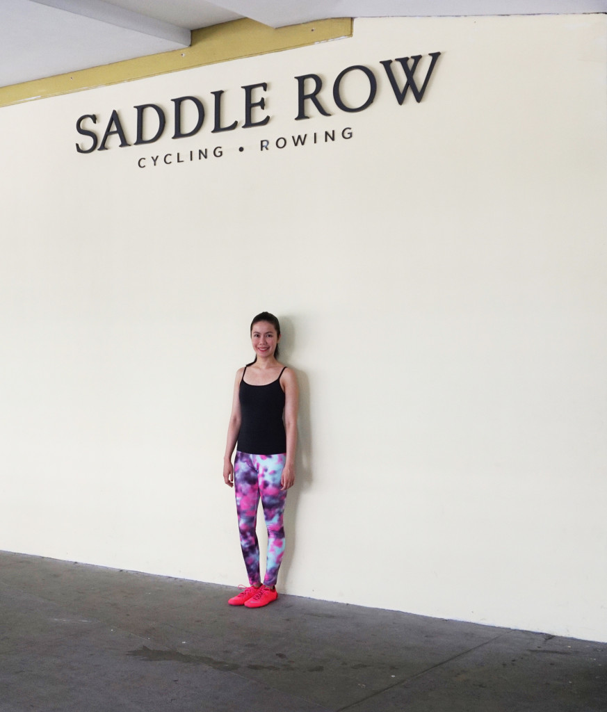 Saddle Row Serendra Cycling Spinning ARC Public Relations