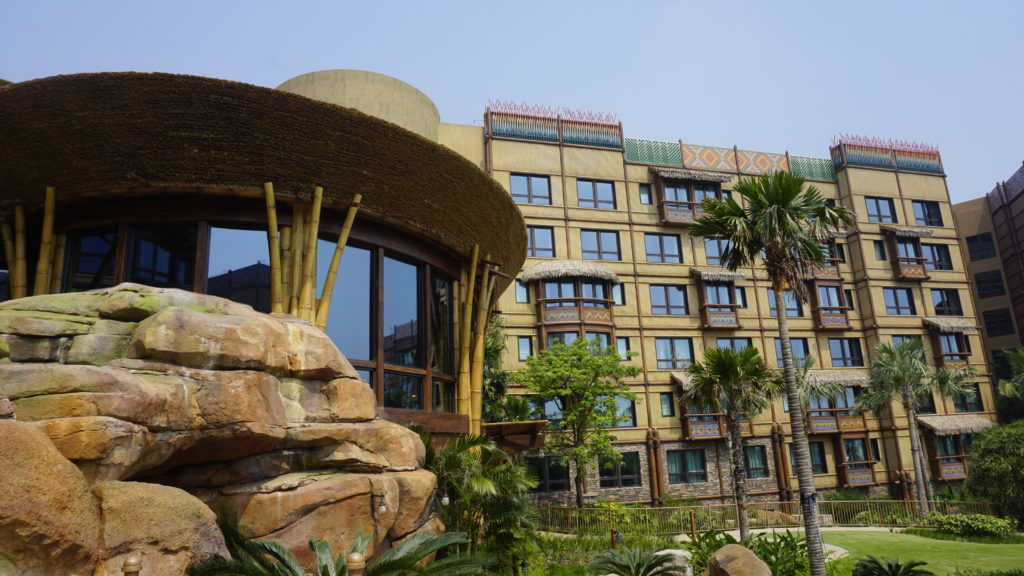 Disney Explorer's Lodge Hong Kong Disneyland Resort
